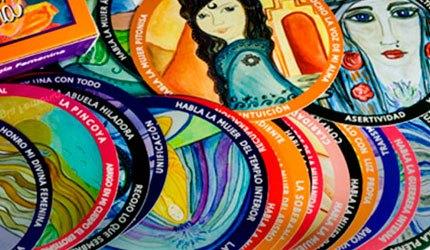 Oráculo energia femenina - Pía Martinez Nutricionista