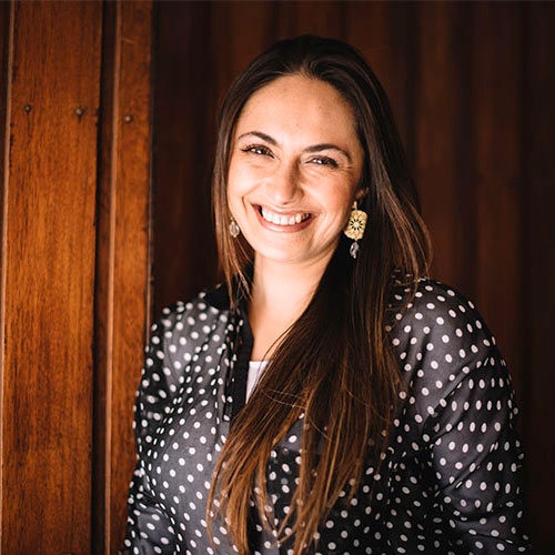 Perfil Pia Martinez - Nutricionista